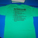 Camp Needs Short sleeve green (10 reasons)